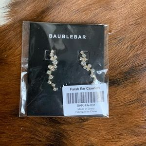 Baublebar Farrah Ear Crawlers